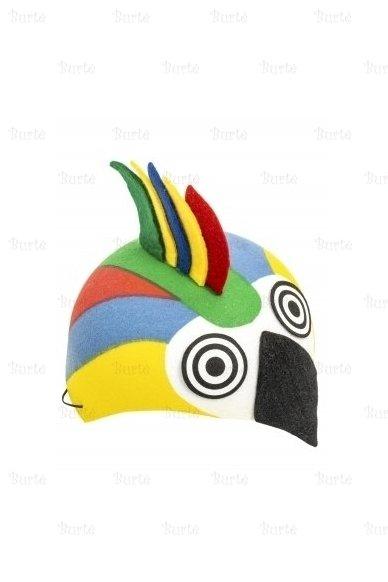Papūgos kepurė 2