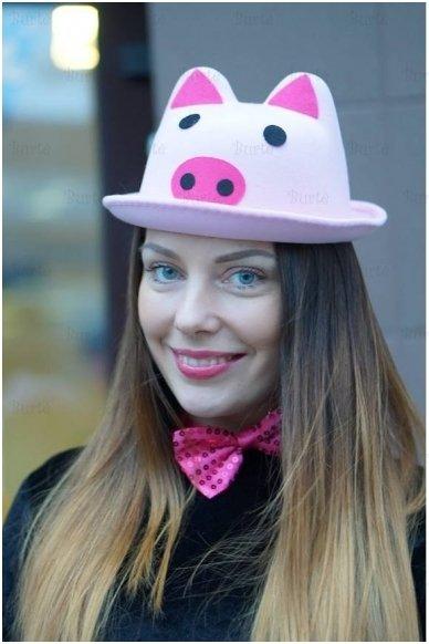 Paršelio skrybėlė 3