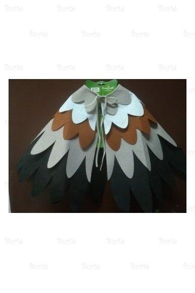Paukščio skraistė 2