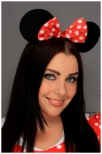 Pelytės Minnie ausys