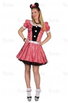 Pelytės Minnie suknelė