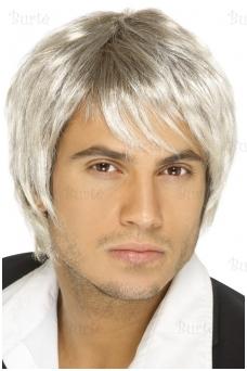 Blondino perukas