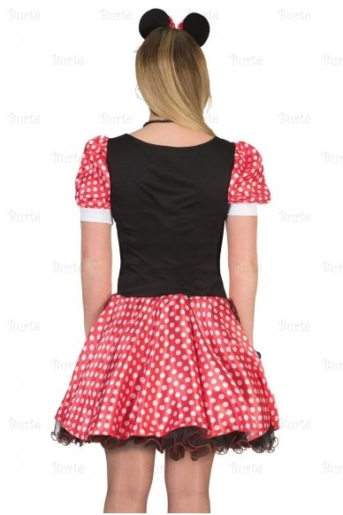 Pelytės Minnie suknelė 3
