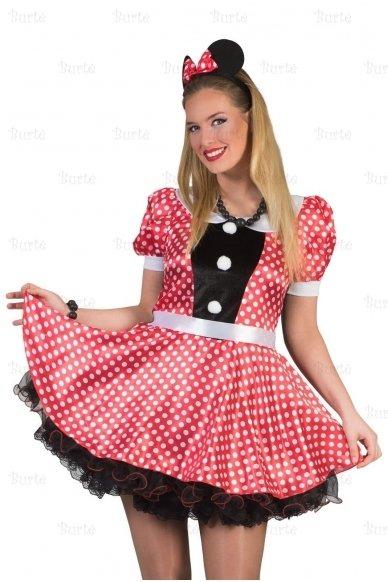 Pelytės Minnie suknelė 2