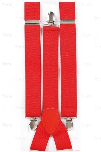 Petnešos (raudonos)