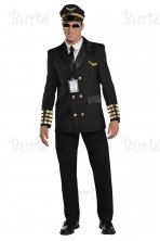 Men's Costume Captain Wingman