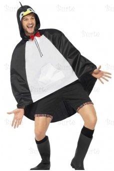 Pingvino skraistė nuo lietaus