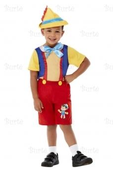 Pinokio kostiumas