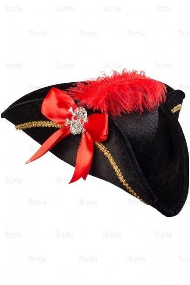 Piratės skrybėlė 3