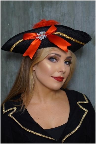 Piratės skrybėlė 2