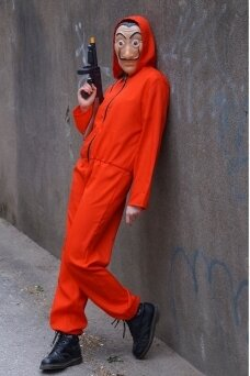 Robber Costume