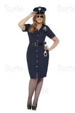 Policininkės kostiumas