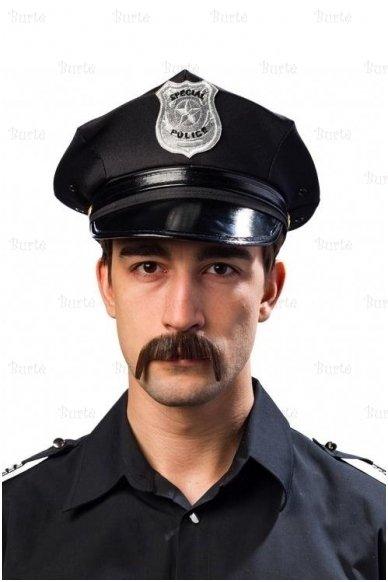 Policininko kepurė 2