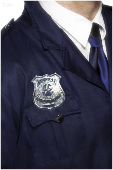 Policininko ženkliukas