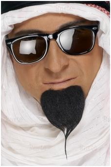 Priklijuojama arabo barzda