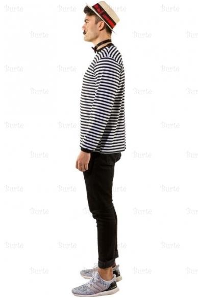 Striped jumper 2