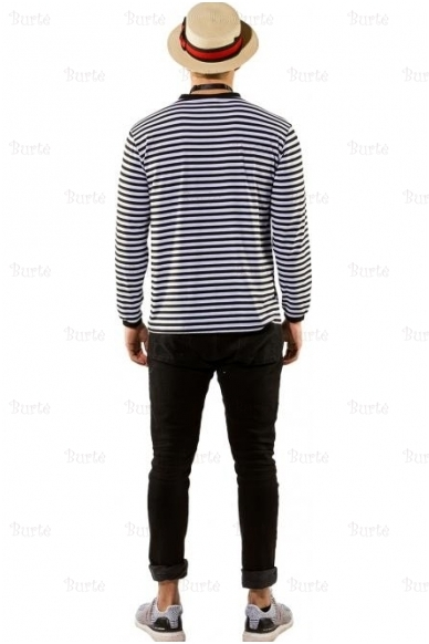 Striped jumper 3