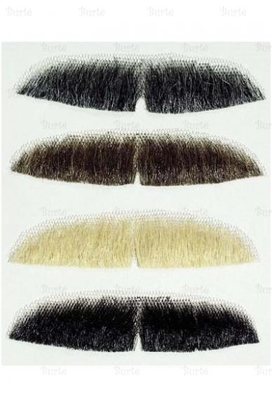 Priklijuojami agento ūsai