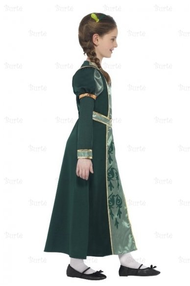 Princesės Fionos kostiumas 2