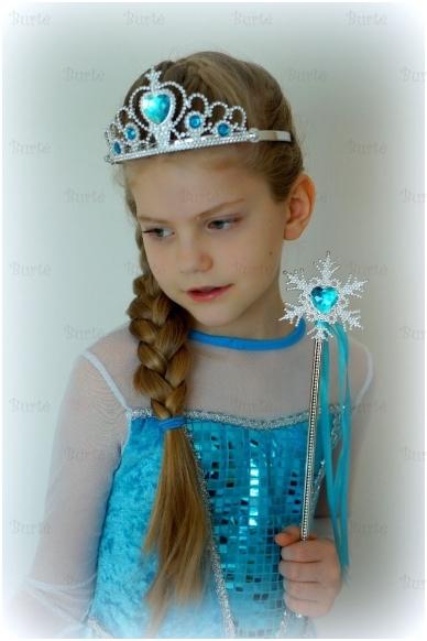 Princesės karūna, žydra 4