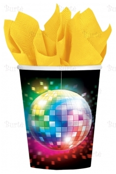 Cups Disco Fever 70's
