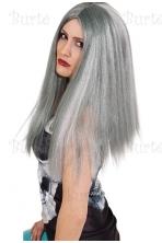 Grey Witch wig
