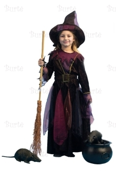 Little witche's costume