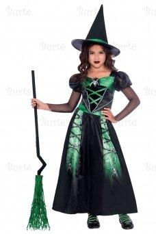 Children's Costume Pumpkin Patch Witch