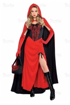 Ladies' Costume Riding Hood Enchantress