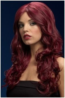 Fever Nicole Red Cherry Wig