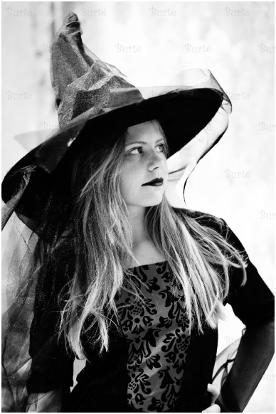 Raganos skrybėlė 2