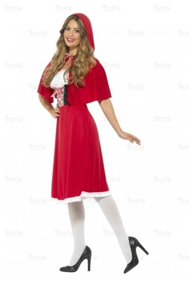Raudonkepuraitės kostiumas 2