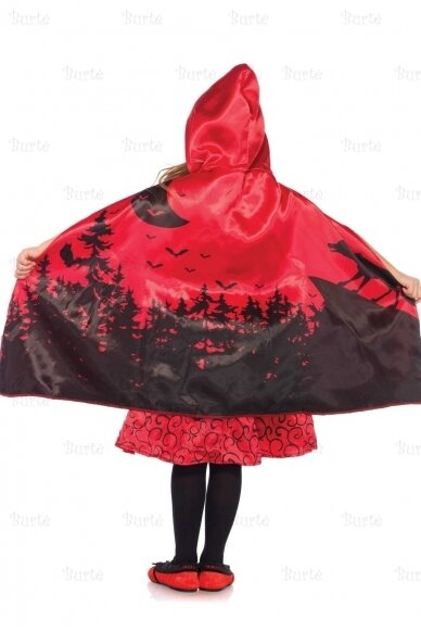 Raudonkepuraitės kostiumas
