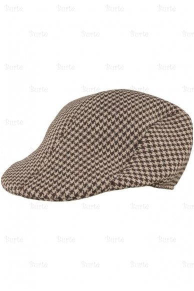 Retro stiliaus kepurė
