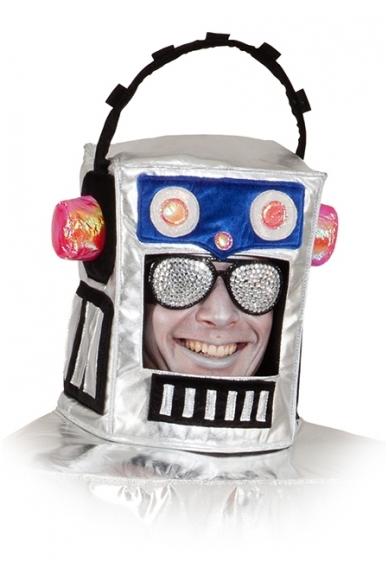 Roboto šalmas