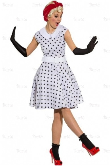 Rokenrolo stiliaus suknelė 3