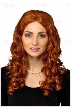 Rudas perukas