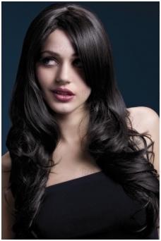 Коричневый парик - Николь