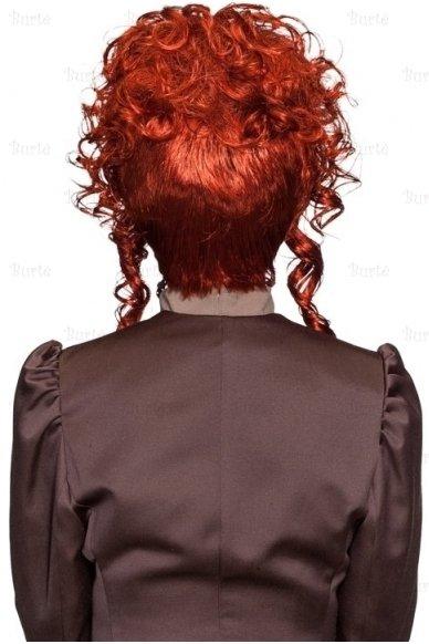 Rudas damos perukas 3