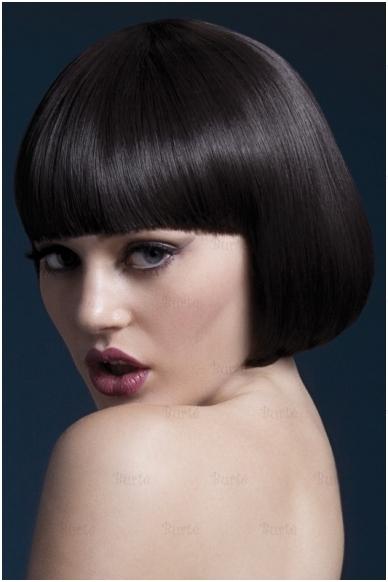 Коричневый парик - Мия