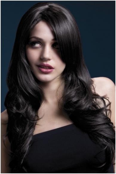 Rudų plaukų perukas Nicole