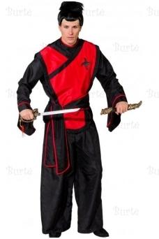 Samurajaus kostiumas