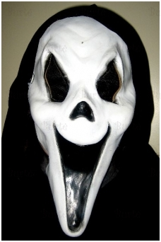Screamer mask