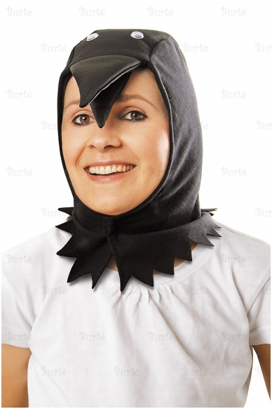 Šarkos (varnos) kepurė