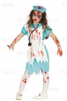 Seselės zombės kostiumas