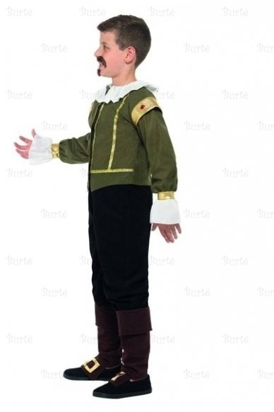 Shakespeare Costume 3