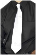 Kaklaraištis (baltas)