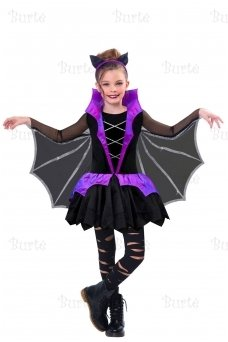 Child Costume Miss Battiness