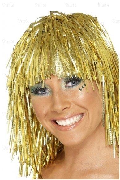 Auksinis perukas