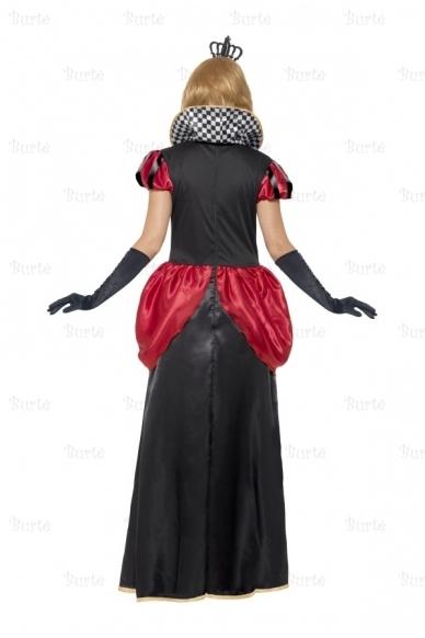 Širdžių karalienės kostiumas 3